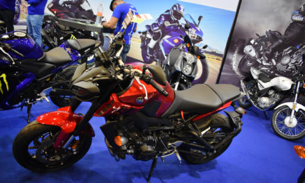 Yamaha presentó sus primicias en EXPO MOTO 2018
