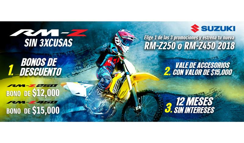 ¿Estás listo para ser parte del Yellow Magic de Suzuki?