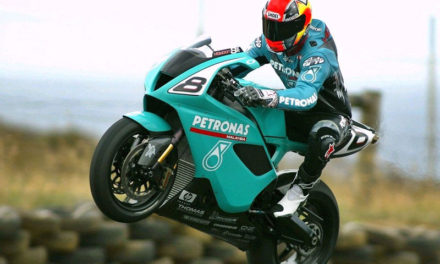 Foggy Petronas FP1: una moto de rareza extrema