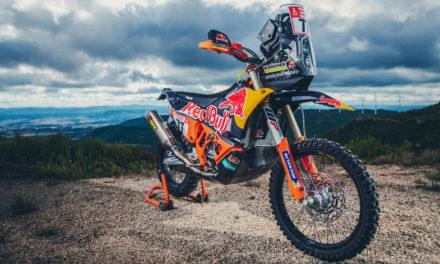 La firma naranja se prepara con una poderosa máquina para adueñarse del Rally Dakar
