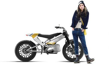 GLORIA, una motocicleta diferente
