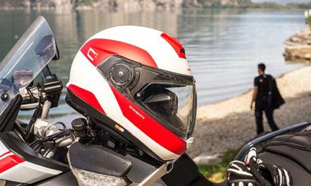 Año nuevo, nuevo casco, con el Schuberth C4 Pro.