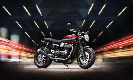 Con nuevo motor llega la Triumph Speed Twin