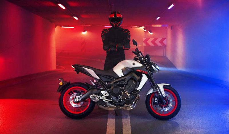 Yamaha MT 2019 tiene nuevos colores que mostrar, ¿cuál va mejor con tu estilo?