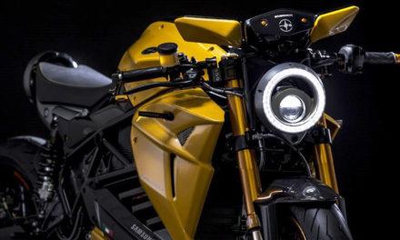 Lo último en tecnología sobre dos ruedas: motocicleta sin espejos retrovisores