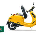 Este scooter eléctrico pretende ser la unidad más amigable con el planeta