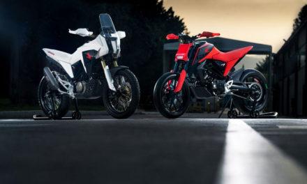 Honda tiene nuevas opciones para este 2019 con un diseño muy futurista