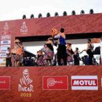 Arranca el Dakar 2019 en Perú