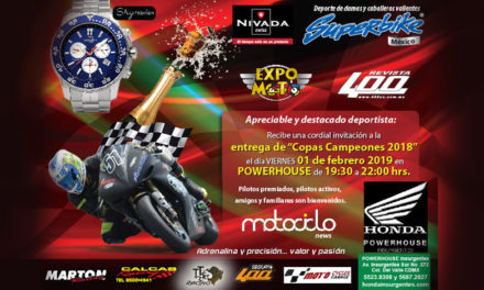 EXPO MOTO premiará a Campeones del Superbike México