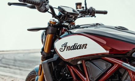 Indian mueve otro as bajo la manga, registrando el nombre de una nueva motocicleta