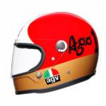 Edición limitada: Casco AGV AGO de Giacomo Agostini