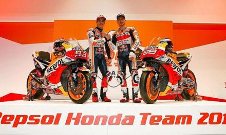 Presentado el Repsol Honda Team