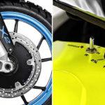 BMW patenta su motor híbrido