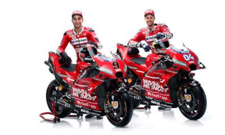 Presentado en Neuchâtel el equipo Mission Winnow Ducati 2019
