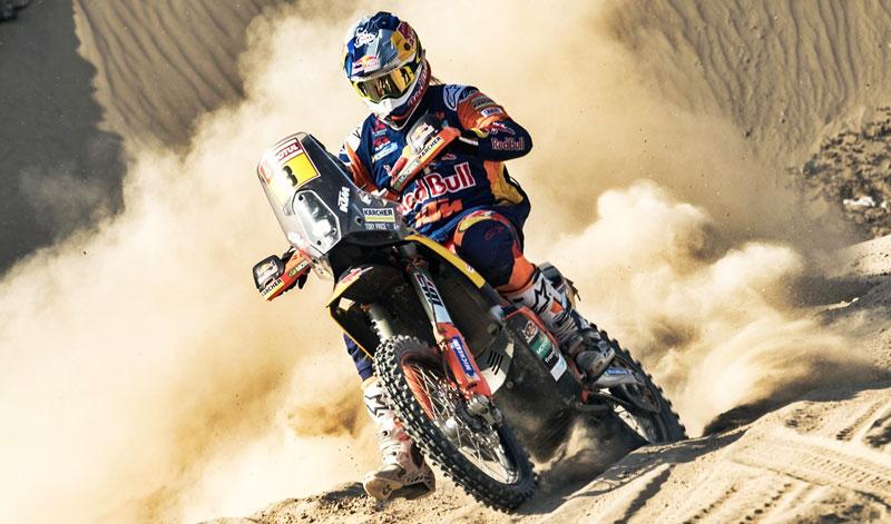 Conoce la historia de Toby Price, el nuevo campeón del Dakar 2019