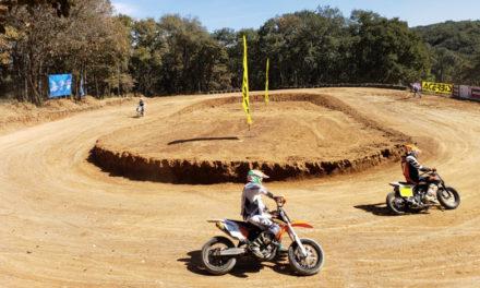 Carminati Race Way, la nueva pista de tierra estilo Flat Track
