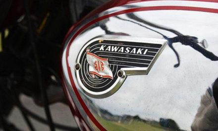 Kawasaki recupera la marca Meguro