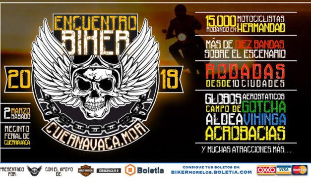 ¡Aquí resurge la fiesta del motociclismo en Morelos!