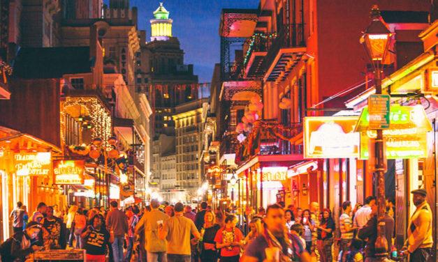 Nueva Orleans: Jazz y fiesta