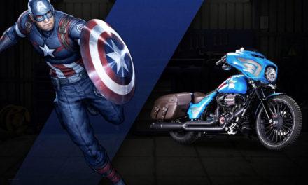 Los héroes también usan moto