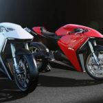 El futuro de las eléctricas a bordo de una Ducati
