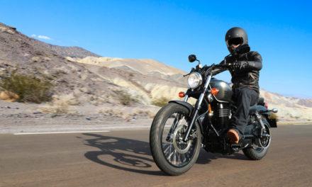 """Boulevard S40"", ideal para disfrutar del verdadero placer del motociclismo"