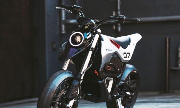 Huge Desing crea la Zero FXS, una eléctrica estilo Off Road