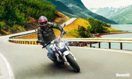 La nueva Benelli TNT 150 llegó a México para conquistar todo su territorio