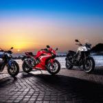 La línea CB 500 de Honda se renueva con tres espectaculares modelos