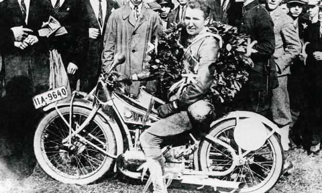 Ernst Jakob Henne siempre triunfó en las pistas con BMW