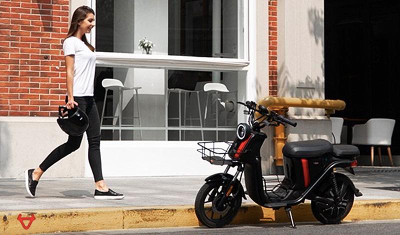NUUV, mucho más que una moto eléctrica