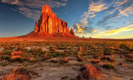 Toma rumbo hacia Nuevo México