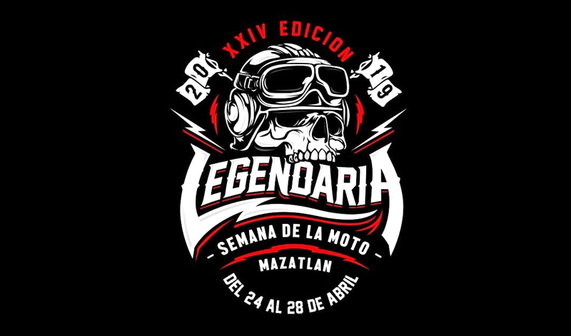 La Legendaria Semana de la Moto te espera en Mazatlán, Sin.