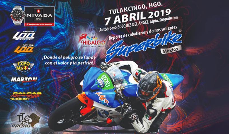 ¡No te pierdas Superbike México!