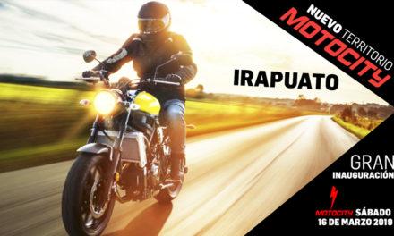 Irapuato ya es parte de la familia MOTOCITY