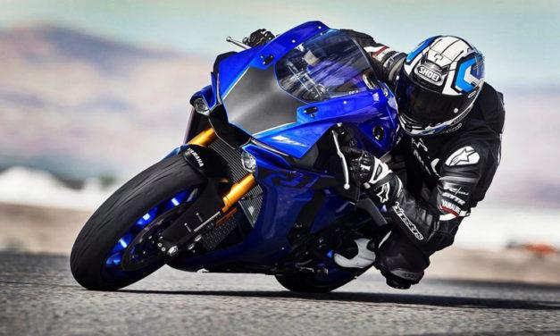 Evoluciona tu manera de rodar con la nueva Yamaha R1 2020
