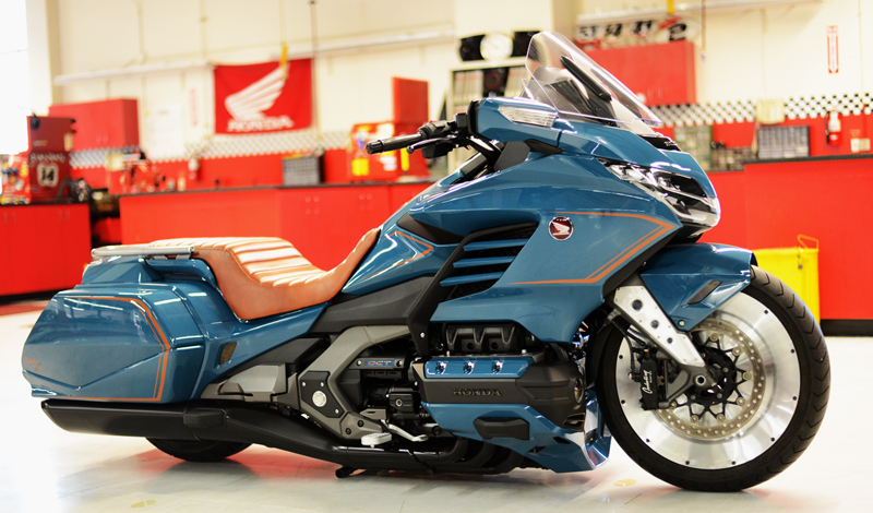 Honda Cool Wing: una customizada de edición especial