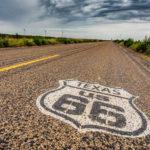 Ruta 66, rodando por tierra de búfalos y vaqueros