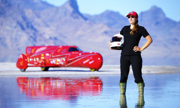 "Eva Håkansson ha creado dos ""motos"" eléctricas increíblemente rápidas"