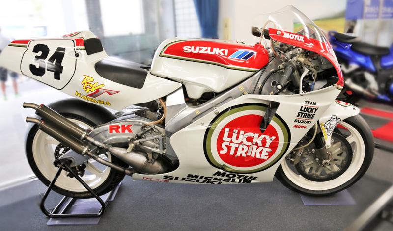 Museo Suzuki, un lugar que todo motociclista debe visitar