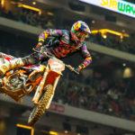 AMA SX 2019: KTM se apodera por completo del pódium en Atlanta