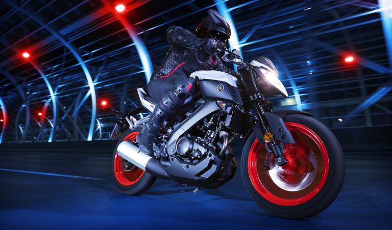 Yamaha prepara su gama 2020. La MT-125, ¡la más esperada!