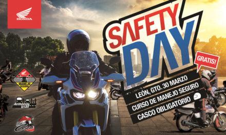 Maneja seguro con HONDA Motos