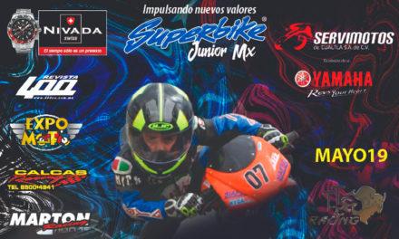 Superbike México ya tiene fecha de la siguiente etapa