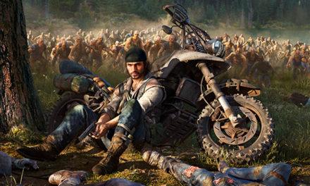 Experiencia zombie a bordo de una motocicleta