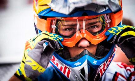 Jorge Prado, una promesa del Motocross internacional