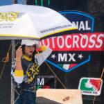 Sol, arena y motos, así se vive la cuarta ronda del Nacional de Motocross MX