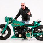 El escultor de las motos grandes, Fernando Clot Ferry