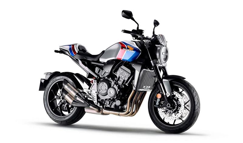 Sólo 350 unidades de la Honda CB1000R Special Edition