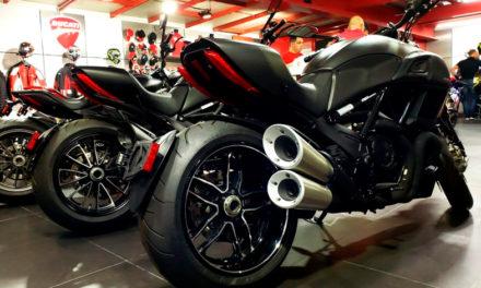 DLG presentó en sus instalaciones la renovada gama Scrambler Ducati 800